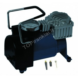 Automobilinis oro kompresorius 12V 30 L/min