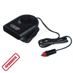 Automobilinis salono šildytuvas su termostatu 12V 160W Lampa 72981