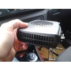 Automobilinis salono šildytuvas Alca 544000 su termostatu 12V 150W