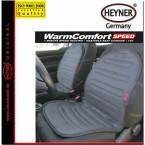 Šildomas sėdynės uždangalas Heyner 504200 12V pilkas