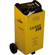 Akumuliatorių įkroviklis su paleidėju STROM CLASS-430