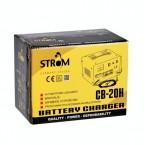 Akumuliatoriaus įkrovikis STROM (CB-20H)