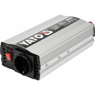 Automobilinis įtampos inverteris 12/230V 500W (YT-81490)