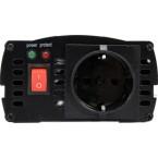 Automobilinis įtampos inverteris 12/230V 800W (YT-81491)