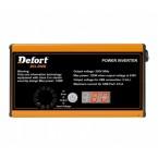 Automobilinis įtampos keitiklis (inverteris) Defort DCI-300 D