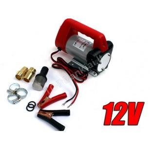 Elektrinė pompa tepalui, dyzelinui, mazutui ir kt. 12V (BST1018)