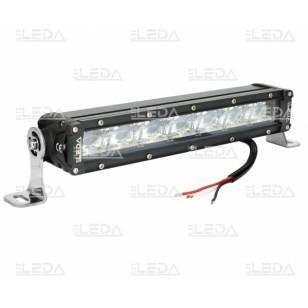 Papildomas LED BAR Žibintas 30W/Driving+DRL