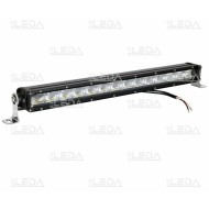 Papildomas LED BAR Žibintas 60W/Driving+DRL