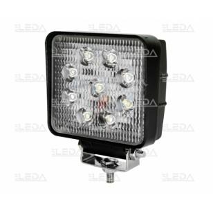 Darbinis LED Žibintas 27W/30°
