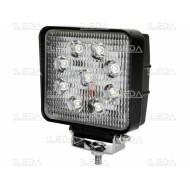 Darbinis LED Žibintas 27W/60°