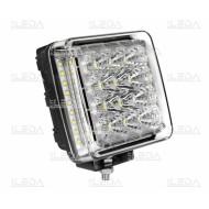 Darbinis LED Žibintas 27W/combo