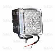 Darbinis LED Žibintas 48W/combo