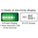 Darbo lempa akumuliatorinė | 3W LED | 150LM + 5W COB LED | 360LM (CWL5B)