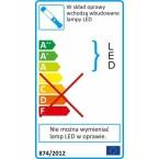 Darbo lempa akumuliatorinė | 5W COB, 500LM + 40LM, UV (YT-08517)