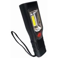 Darbo lempa akumuliatorinė COB LED, 3.7v2200ma NiMh baterija 210LM (CWL03)