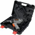 Elektrinis smūginis veržliaraktis su rinkiniu | 12,5 mm (1/2) | 800W/ 325NM