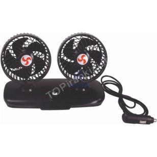 Alburnus 275-12-2W ventiliatorius 2x10cm