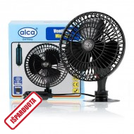 """Alca 524000 ventiliatorius """"Mini"""" 12V besisukantis"""