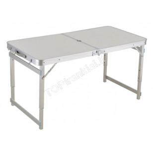 Sulankstomas stalas | aliuminis | kvadratinis vamzdis | reguliuojamas aukštis (LC02)