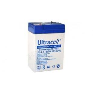 Akumuliatorius Ultracell UL4.5-6