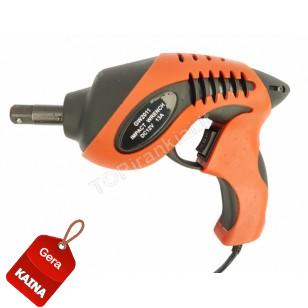 Smūginis veržliaraktis su galvutėmis | 12 Volt | 12,5 mm (1/2) | 350 Nm (GW2011)