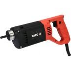 Betono vibratorius | žarna 3 m / 35 mm | 1200W (YT-82600)
