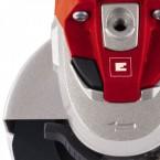 Kampinis šlifuoklis Einhell TE-AG 125 CE