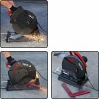 Metalo pjovimo staklės 2300W 355MM (YT-82180)