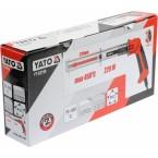 Elektrinis karštas peilis plastikui / putoms / vaškui | 220W (YT-82190)