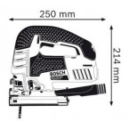 Siaurapjūklis Bosch GST 150 BCE Professional