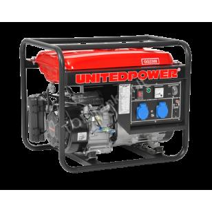 Benzininis generatorius Hecht GG 3300