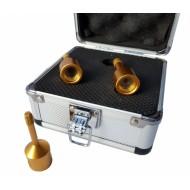 Deimantiniai grąžtai Vacuum Brazed 3 vnt. (DC03)