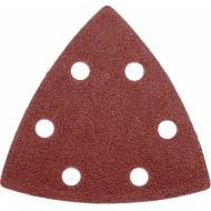 Švitrinis popierius trikampis 90x90x90mm (YT-34690)