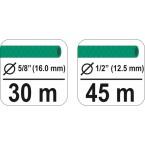 Vežimėlis laistymo žarnai 45 m (89335)