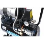Oro kompresorius tylus | betepalinis | 18L/1,0HP/140 L/min (LXU-75018L)