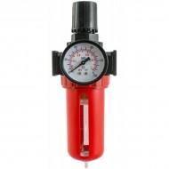 "Drėgmės filtras su reguliatoriumi ir manometru | 1/4"" (AFR80)"