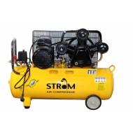 Oro kompresorius 80L, 230V STROM (W-0.36/8)