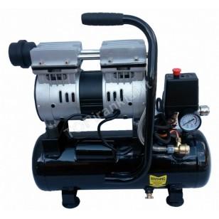 Oro kompresorius tylus, betepalinis 9L, 0.9HP 110L/min (LXU-5508L)