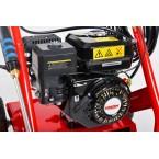 Aukšto slėgio plovimo įrenginys su benzininiu varikliu HECHT 3230