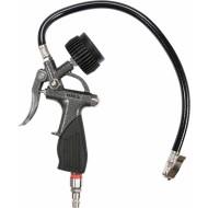 Ratų pripūtimo pistoletas su manometru profi (YT-23701)