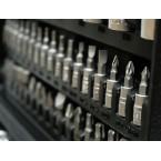 Įrankių rinkinys   6.3 mm (1/4) + 12.5 mm (1/2)   108 vnt. (BK-108-01)