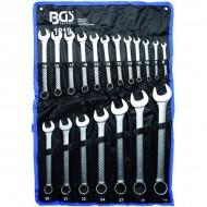 "Kombinuotų raktų komplektas 19 vnt, 8-32 mm, ""Bgs-technic"" (1219)"