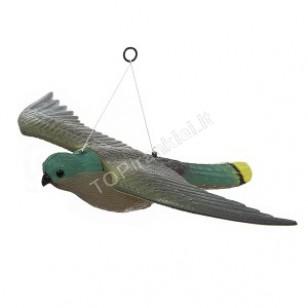 Sakalas paukščiams baidyti 58*35*10 cm pakabinamas