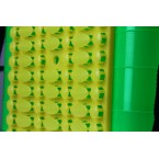 Akumuliatorinis sodo purkštuvas 16L (žalias) (M80202)