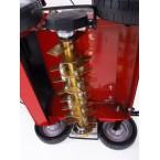 Aeratorius benzininis profesionalus HECHT S 390 H