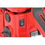 Benzininis grandininis pjūklas HECHT 956