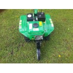 Motoblokas GREEN C5 su benzininiu varikliu (6,5AG)