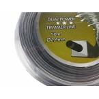 Valas žolei trimeriams   kvadratinis / sustiprintas   2.4 mm x 50 m (M830840)