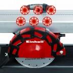 Deimantinė trinkelių pjaustyklė Einhell RT-TC 620 U