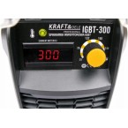 Suvirinimo inverteris IGBT 300A/MMA, 230V (KD1852)